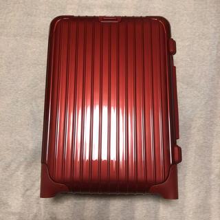 リモワ(RIMOWA)のリモア サルサデラックス スーツケース(トラベルバッグ/スーツケース)