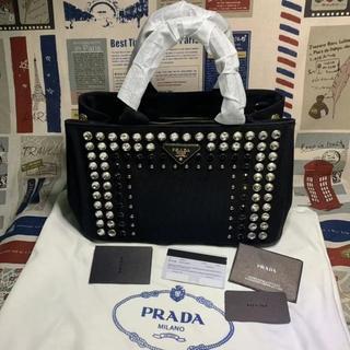 PRADA - プラダ カナパ ビジュー