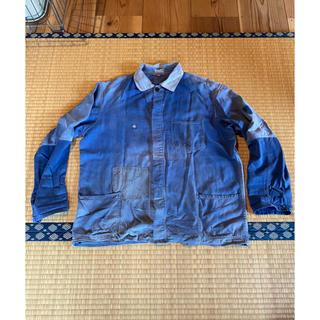 キャピタル(KAPITAL)の古着リメイクシャツ(シャツ)