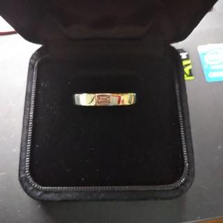 ハリーウィンストン(HARRY WINSTON)のハリー・ウィンストン ワンバケットダイヤモンドリング 20号(リング(指輪))