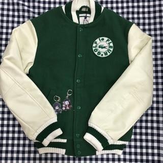 LACOSTE - GOLF WANG LE Fleur Lacostet Jacket XS
