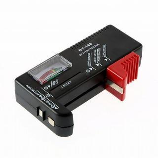バッテリーテスター 電池残量測定 乾電池 ボタン電池 //b0n(その他)