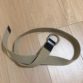 ムジルシリョウヒン(MUJI (無印良品))の聡子様専用🌼無印良品 ベルト(ベルト)