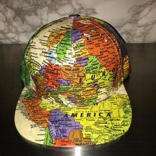 Supreme - 🔻Supreme WORLD MAP SNAP BACK