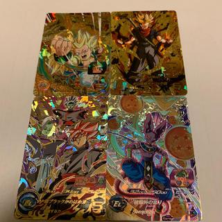 ドラゴンボールヒーローズ 4枚セット(シングルカード)