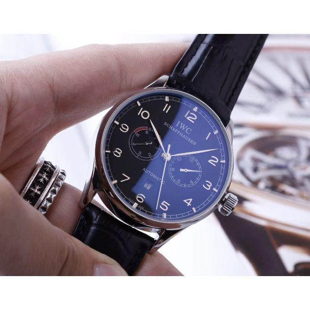 IWC - IWC 高級の商品 男性腕時計自動巻きの通販