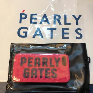 パーリーゲイツ(PEARLY GATES)のパーリーゲイツ スマホケース(その他)