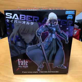 SEGA - Fate セイバーオルタ プレミアムフィギュア