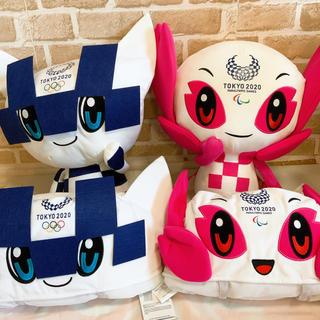 新品 東京オリンピック パラリンピック 公式ライセンス商品 コレクション(キャラクターグッズ)