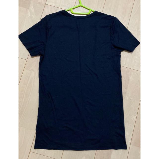 VANS(ヴァンズ)のVANS Tシャツ 黒 Mサイズ レディースのトップス(Tシャツ(半袖/袖なし))の商品写真