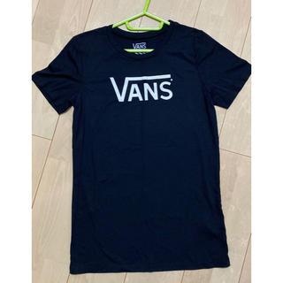 VANS - VANS Tシャツ 黒 Mサイズ