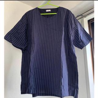 ブラウニー(BROWNY)のBROWNY ビックストライプシャツ(シャツ)