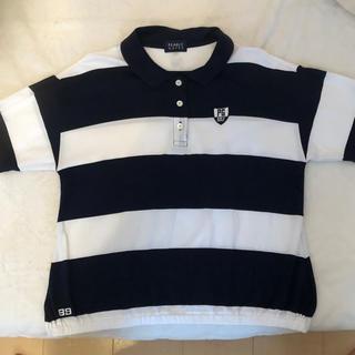 パーリーゲイツ(PEARLY GATES)のパーリーゲイツTシャツ素材ポロシャツ(ウエア)