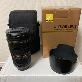 Nikon - 【ジャンク】  ニコン AF-S NIKKOR 24-70mm F2.8G ED