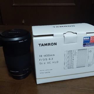 TAMRON - TAMRON 高倍率ズームレンズ 18-400mm F3.5-6.3 DiII