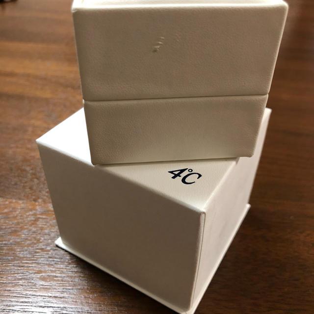 4℃(ヨンドシー)の4°C  ネックレス レディースのアクセサリー(ネックレス)の商品写真