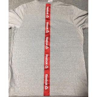 Reebok - リーボック ライン ロゴ Tシャツ