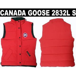 カナダグース(CANADA GOOSE)のCANADA GOOSE 新品 FREESTYLE VEST S 2832L(ダウンベスト)