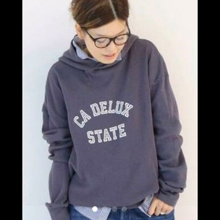 DEUXIEME CLASSE - ドゥーズイエムクラス カットソー(CALUX)