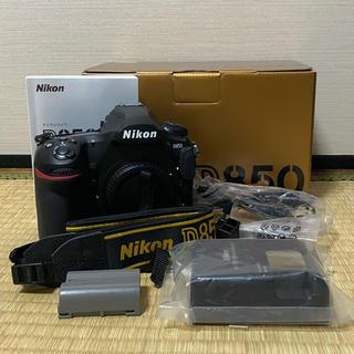 Nikon - Nikon D850 ボディ 本体