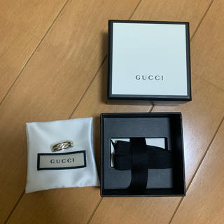 Gucci - gucci ノットリング 20号