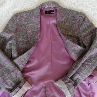 ORIHICA - she loves SUITS  のレディーススーツ、チェック