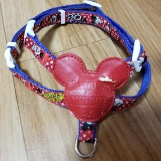 ディズニー(Disney)のペットパラダイス★3S~SSsize★ハーネス(リード/首輪)