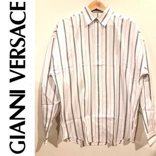 ジャンニヴェルサーチ(Gianni Versace)のGianniVersace シャツ【美品】(シャツ)
