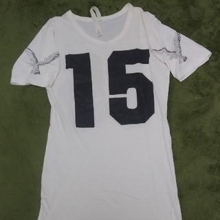 Random 半袖 Tシャツ チュニック