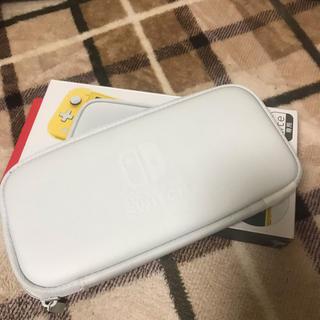 ニンテンドウ(任天堂)の任天堂 Switch Lite ケース(その他)