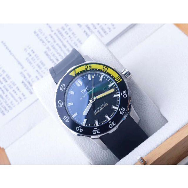 IWC -   極美品  iwc  時計の通販