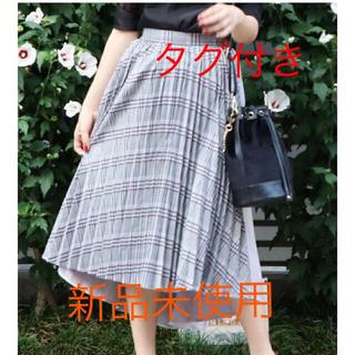 dazzlin - 【SALE】dazzlin チェックプリーツフレアスカート ダズリン スカート