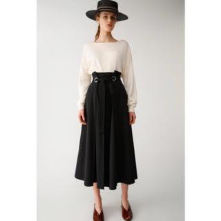 moussy - moussy WAIST DESIGN SKIRT スカート