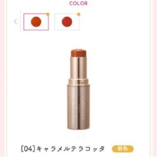 CANMAKE - 新品♡キャンメイク♡メルティールミナスルージュ