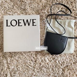 ロエベ(LOEWE)のLOEWE ヒール ポーチ バッグ(ショルダーバッグ)