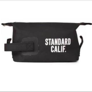 スタンダードカリフォルニア(STANDARD CALIFORNIA)の希少 スタンダードカリフォルニア HIGHTIDE × SD Dopp Kit(セカンドバッグ/クラッチバッグ)