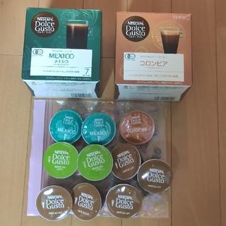 Nestle - ネスカフェ ドルチェグスト カプセル 34個詰め合わせ