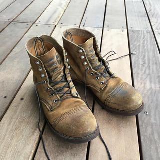 レッドウィング(REDWING)のブーツ RED WING SHOES  8113 スウェード(ブーツ)
