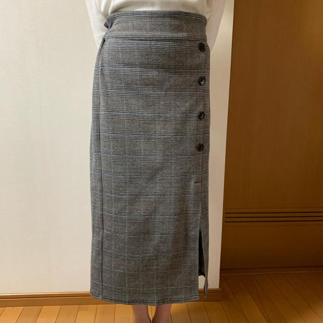 mystic(ミスティック)のタイトスカート レディースのスカート(ロングスカート)の商品写真