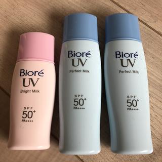 Biore - ビオレUVさらさらパーフェクトミルク