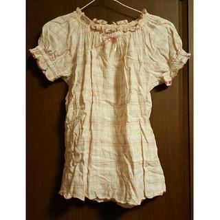マリクレール(Marie Claire)のマリクレール ブラウス(シャツ/ブラウス(半袖/袖なし))