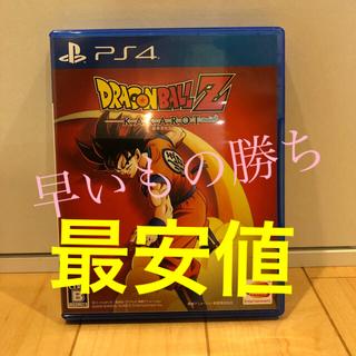 PlayStation4 - ドラゴンボール カカロット PS4 中古