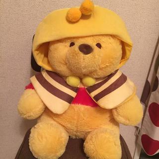 Disney - プーさん ぬいぐるみ 蜂の子 ぬいぐるみ くまのプーさん M ディズニー 着せ替