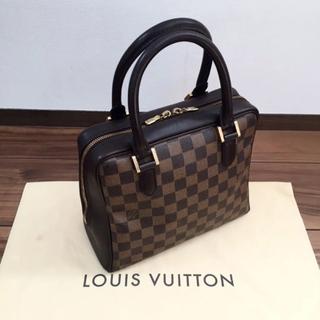 LOUIS VUITTON - 【美品】正規品 ルイヴィトン ブレラ ダミエ ハンドバッグ