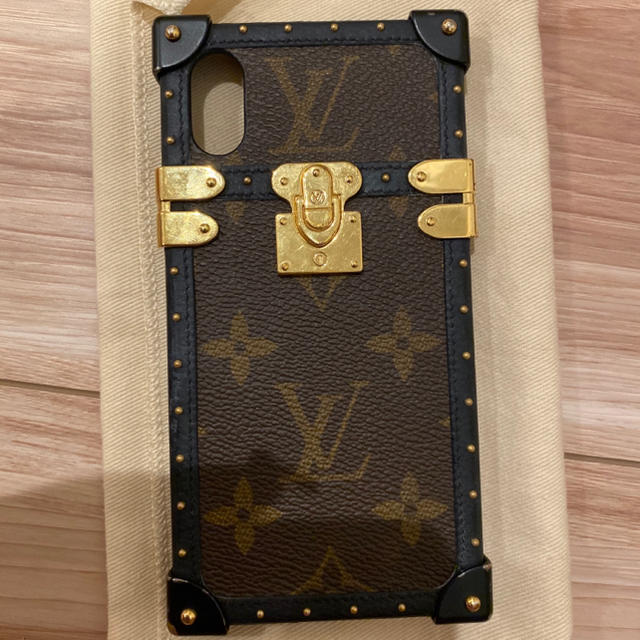 LOUIS VUITTON - LOUIS VUITTON iPhoneX ケースの通販
