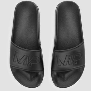 マイプロテイン(MYPROTEIN)のビーチサンダル ビーサン スリッパ 黒 約26.5cm 男性用(サンダル)