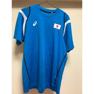 アシックス(asics)のアシックスTシャツJAPAN(Tシャツ(半袖/袖なし))