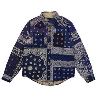 VISVIM - visvim ict kerchief down jacket