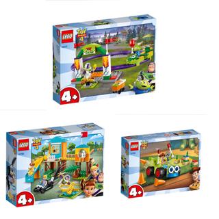 レゴ(Lego)の☆正規品LEGOトイストーリー4 セット☆(キャラクターグッズ)
