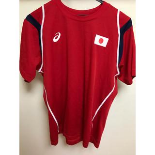 アシックス(asics)のアシックスJAPAN Tシャツ(Tシャツ(半袖/袖なし))